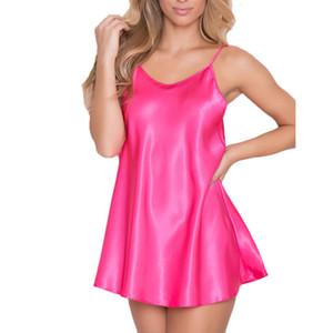 ملابس غريبة إمرأة Nighte اللباس بالاضافة الى حجم الملابس الداخلية بيبي دول نوم Sleepskirt مثير الملابس الداخلية للنساء جنس Jun4