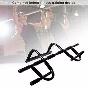 Pull Up Bar Duvar Chin Up Bar Yatay Fitness Ekipmanları Fitness Eğitim Kapalı Çerçeve Horizontal Hissetmek1