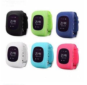Q50 Smartwatch GPS OLED Wristwatch SOS Location Finder Locator Tracker for Children kid smart watch Anti Lost Monitor PK Q90 Q80 Smart Watch