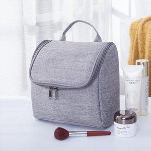 Sac Bonamie Hanging Cosmetic Femmes Mode Voyage Toiletry Box Femme Trousse de toilette Mesdames portable de maquillage solide Organisateur Couleur