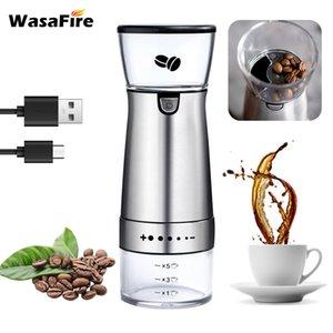 USB ricaricabile caffè grinder portatile chicco di caffè macinazione macchina da cucina portatile