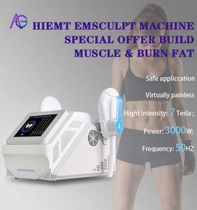 2020 EMslim HI-EMT makinesi EMS Muscle Stimulatior elektromanyetik yağ hiemt emsculpt güzellik donanımları şekillendirme yakma emsculpt