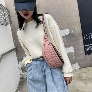 Luxury Unisex Waist Bag Fanny pack Brand Designer PU Leather Waist Belt Bag Fashion Waterproof Crossbody Chest Phone Pack