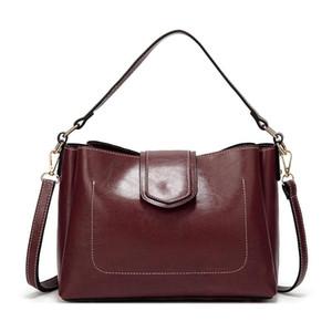 Сумки на плечо Дамские сумки PU Роскошные пакеты Tote Большая емкость Сумка Messenger Designer