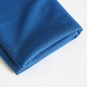 Cold Towel Magic Cool Towels Summer Sports Ice Cooling Towel Double Color Hypothermia Cool Towels Children Adult Sports Towel Ne
