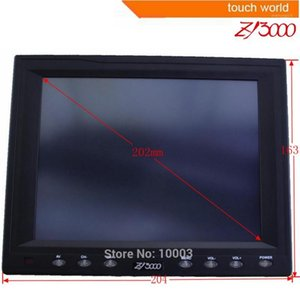 Monitors Er 8 Inch Resistive Touch Screen Industrial Monitor1