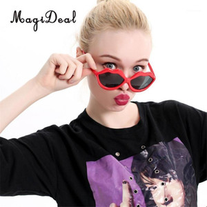 Funny Red Lips Sunglasses Disco Specs Women Wedding Hen Night Costume Party Glasses Fancy Dress Photo Props1