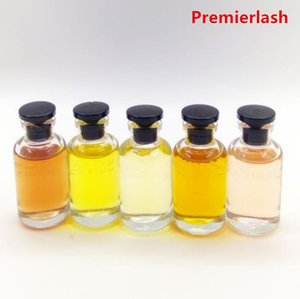 Premierlash Parfums Set Lady Aragrance 5 запах Тип парфюмерии 10 мл 5 шт. Топ для женщин Hot Brand Perfume Set Epacket бесплатный корабль