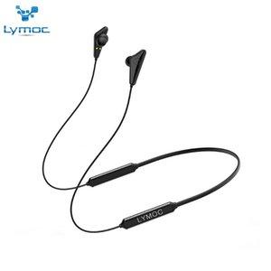 LYMOC Q5 Plus Bluetooth наушники Беспроводные гарнитуры V5.0 шейным наушники Спорт Бег 68Hours Stereo HD в режиме разговора MQC Mic