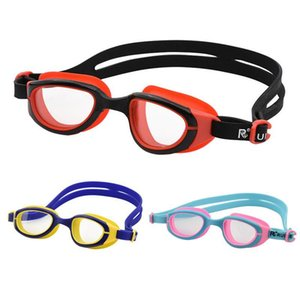 Professional Kids Swim Goggles Transparent Waterproof Swimming Glasses For Boy Girl Silicone Children Eyewear Cases Sqceaq Hjfeeli