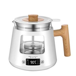 Salute Pot caffè bollitore elettrico Glass Household bollitori elettrici 220V multifunzione della caldaia dell'acqua Teiera 1200W 0.8L