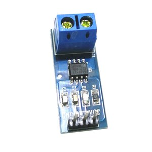 20A Faixa ACS712 Módulo atual Módulo sensor Hall Board Para