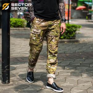 Sector Seven IX5 guerre hommes jeu pantalon loisirs cargo tactique travail militaire de l'armée pantalon active 1114