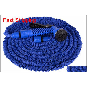 2017 High Quality 25ft-100ft Garden Hose Expandable Magic Flexible Water Hose Hose Plastic Hoses Pipe With Sp qylKVD sports2010