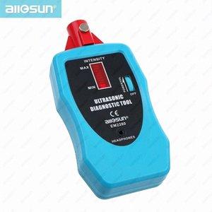 모든-일 EM2280 초음파 진단 도구 다기능 누설 감지기 가스 누설 검사 액 기계 고장 진단 도구 Vf8B 번호