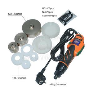 Shenlin 10-90MM Macchina bottiglia tappatura mano elettrico tenuto bottiglia sigillatore capsulatrice manuale dell'apparecchiatura utensile