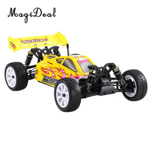 Marco MagiDeal 1/10 escala ZD Racing 10421 4WD 2.4G RC Buggy Car Kit de Suspensión Rock Crawler Camión de juguete Hijos Adultos