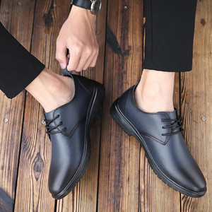 man classic real male piergitar zapatos old genuine mens dress men sapato lather boots para sneakers vintage skool casual shoe