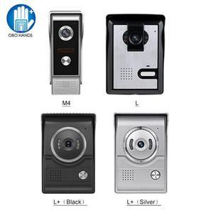 السلكية 700TVL Video Boorbell Intercom Panel Unit Outdoor وحدة مع IR كاميرا ثنائية الاتجاه الصمام الصمام الخفيفة للرؤية شقق المنزل