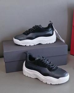 Günstige Originale Gumbo Calfskin Sneaker Rock Läuferin Männer Outdoor Casual Frauen Sport T-Qualität Marken Rockrunner Trainer EU 35-46