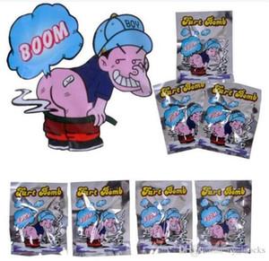 Fart bomba Borse novità Stink Bomb Smelly divertente Bavaglio aprile Fools'Day Candid Camera Gadget Prank Gag regalo