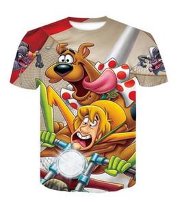 2020 Accept Dear customer Design Anime Photo Star Singer Pattern DIY t-shirt Women Men Cartoon Scooby Doo 3d Print Sublimation t shirt