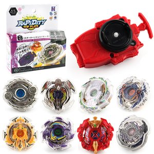 Spinning Top Classic Beyblade 3053 Launcher Metal Fusion 4D With Original Box Spinning Top Gifts Toy Alloy Combat Explosive Toys