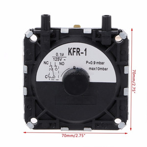 10 PCS Calderas Gas Calentador de agua Interruptor de presión Interruptor de presión universal KFR-1 J04 Dropshipping T200605