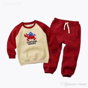 Hot Sale Kids fashion Sport Suits for Cute Boys Four Colors Top Quality
