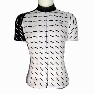 2020 New Design Lxyclz Men &#039 ;S Ropa Ciclismo Short Sleeves Bike Shirt Breathable Comfortable Cycling Jersey Wear