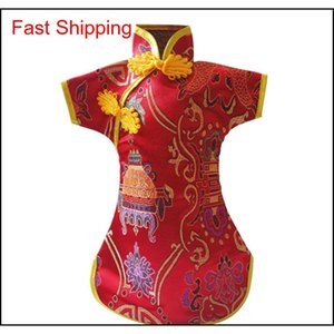 Tang Dress Decorative Party Embroidery Chinese Style Non Slip qylizO bdesports