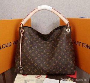 Zincir Omuz Çantalarda Kadın luxurys tasarımcıları çanta pruse 2020 sıcak solds kadın Lady Deri İddialı Çanta Bez Crossbody Çanta Cüzdan