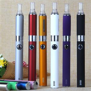 Hot ecig eGo EVOD MT3 blister pack kit with ecigs 650mah 900mah 1100mAH evod battery MT3 Vaporizer Atomizer tank vape pens starter kits