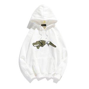 2020 hiver nouveau IP Op Oodie Men Streetwear Cartoon Oodie SweatSirt Automne Oodie Coton Pullover # 9016666