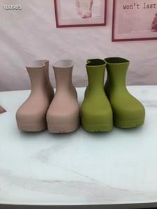 2020 automne et protection de l'environnement des produits d'hiver, la mode, artefact 100 construction, style bottes de pluie, bottes courtes femmes, une variété de c