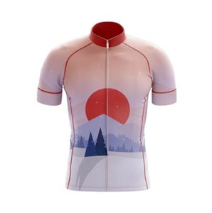 Men's Japan Cycling Jersey Team Customized Road Mountain Race Top cycling wear Quick Dry  Breathable clothing