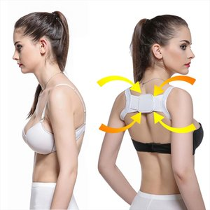 1 Pc Spine Posture Corrector Protection Back Shoulder Posture Correction Band Humpback Back Pain Relief Corrector Brace C1