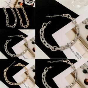 K9H Yhamni Luxury Hommes Neckla Original Sterling Argent pour Collier Pendentif Princesse Diamond Collier de luxe Pendentif Croix Mesdames