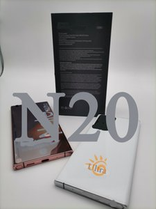 Wholesale N20 cellphone free shipping unlock mobile phone note 20 goophone with green tag valid serial number