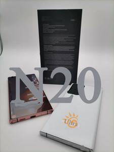 الجملة N20 الهاتف المحمول الشحن المجاني فتح الهاتف المحمول مذكرة 20 goophone مع العلامة الخضراء الرقم التسلسلي صحيح