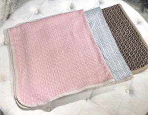 2021 HOT SALE Baby Girls Boys Knit Blankets Fashion Kids Girl Boy Design Nursing Beddings Crochet Swaddlings