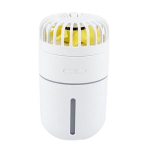 Electric Fans Mini USB портативный увлажнитель туман водяной распылитель воздух кондиционер увлажняющий вентилятор портативный портативный фанат для лица,