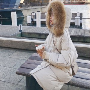 Bella Philosophy Parka Automne Veste d'hiver Vintage Coréen Coat Femme Down Coton Veste en coton chaud épais parcas surdimensionnés 201223