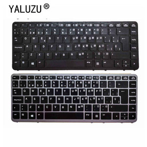 YALUZU New Spanish Replacement Keyboard For Elitebook 840 G1 G2 850 G2 SP LA