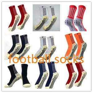 MIX Sipariş 2019/20/21 Satış Futbol Çorap Kaymaz Futbol TRUSOX Çorap Erkek Futbol Çorap Kaliteli Pamuk Calcetines Trusox