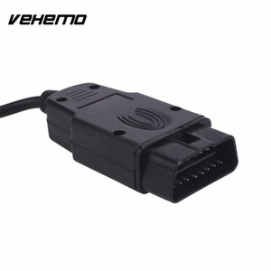 Vehemo Red OBD2 EOBD Diagnosewerkzeug Automatische Scanner Accurate Multilingual 73CI #