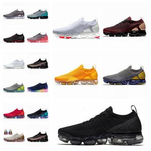 2021 الجديدة 2018 الرجل مصمم الأزياء والأحذية الفاخرة الجوية تعمل الرياضية مدرب الطيران بالإضافة إلى موجة الرجال متماسكة عداء النساء احذية 36-45 98de #