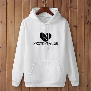 Newest Fashion Hoodie Sweatshirt RIP XXXTENTACION Hip Hop Rapper Hoodies Jahseh Dwayne Onfroy revenge Woman Clothing
