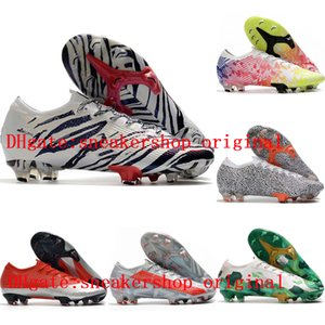2020 top quality mens soccer shoes Mercurial 13 Elite FG soccer cleats football boots outdoor scarpe da calcio Neymar superfly 03