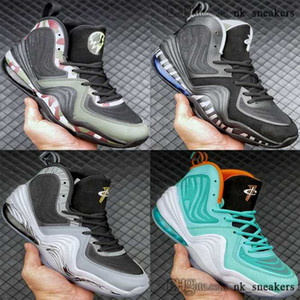 V 38 shoes Hardaway classic chaussures cheap 47 46 scarpe trainers mens baskets size us men 12 basketball eur Sneakers women 13 Air Penny 5